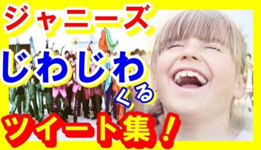 【ジャニーズ】「おもしろの幸せ」ジャニヲタ!じわじわくる爆笑ツイート話集【芸能トレンド大好きch】
